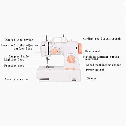 GYZ Máquina de Coser, función de iluminación de la Herramienta de ...