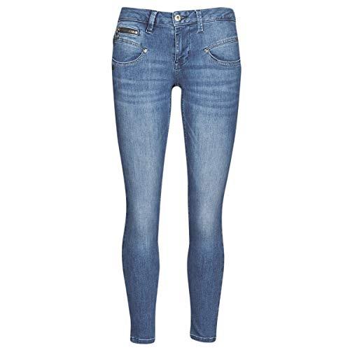 Freeman T. Porter Pantalones vaqueros para mujer Alexa azul L