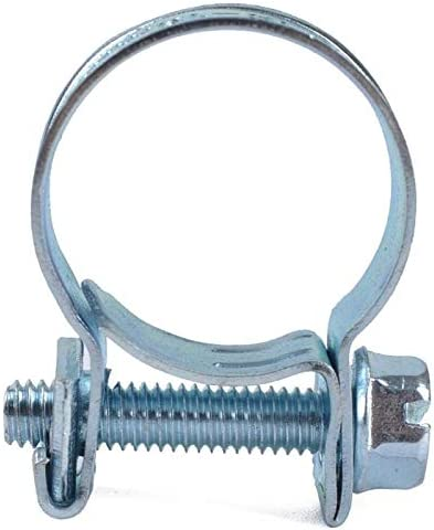 At the price of surprise Fastener Clip 84 60 100pcs Arlington Mall Mini Fuel Injection Air Clamp Hose