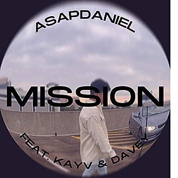MISSION (feat. Kayv & Davey)