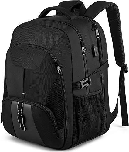 TIANLE Extra Large 50L Travel Laptop Backpack,Water Resistant Work Backpacks Bag',' Anti Theft Big Business Backpack, Computer Rucksack