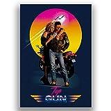 Box Prints Top Gun Tom Cruise 80er Jahre Film Film Vintage