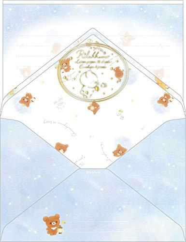 サンエックス リラックマ レターセット 便箋16枚 LH67701