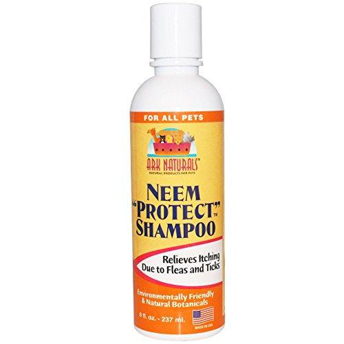 Ark Naturals Product for Pets 8 Oz Neem Protect Shampoo