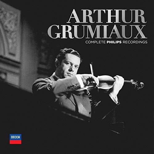 Grumiaux: Sämtliche Philips - Aufnahmen (Ltd. Edt.)