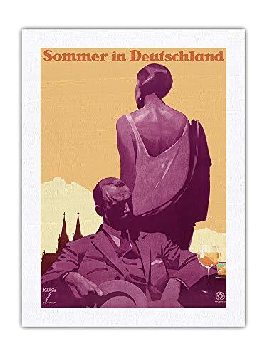 Pacifica Island Art Sommer in Deutschland (Summer in Germany) – A Wonderful...