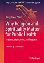 Best why religion and spirituality matter for public health Reviews