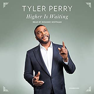 Higher Is Waiting audiobook cover art