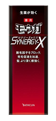 【医薬部外品】モウガ シナジーX120mL育毛剤