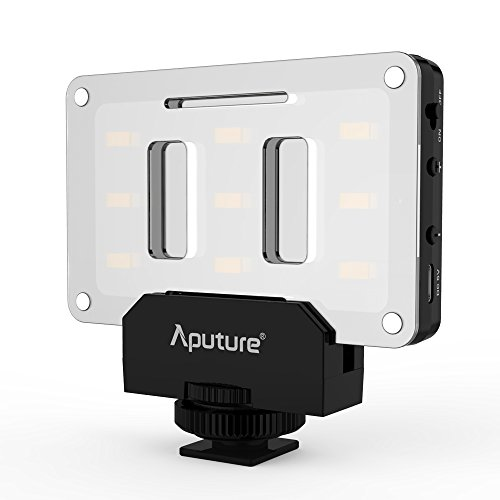 Aputure AL-M9 Amaran Lighting Up Pint-Sized