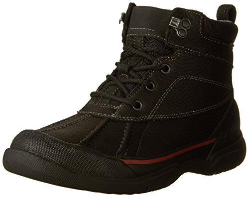 Clarks Allyn Top Mens Lace Up Winter Boots Black 8