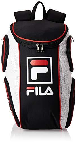 Fila Heritage Tennis Backpack, Black, One Size