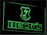 Beck's Becks Beer Sign Neon Light Signs by WorldLEDHouse