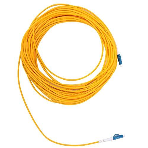 Virola de cerámica del cordón de remiendo de la fibra óptica del solo modo del cable de fibra óptica para la red de acceso de