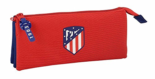 Safta Estuche Escolar Atlético De Madrid