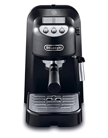 DeLonghi EC251.B - Cafetera (Independiente, Máquina espresso, 1,1 L, De café molido, 1100 W, Negro): Amazon.es: Informática