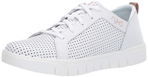 Ryka Women's Haiku Sneaker, White, 11 W US