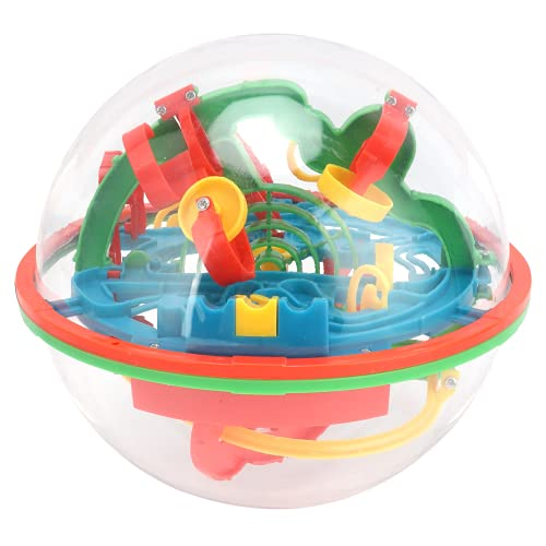 DONN Puzzle Ball Toy, Mejora La Inteligencia Juguete para Niños Difícil De Dominar