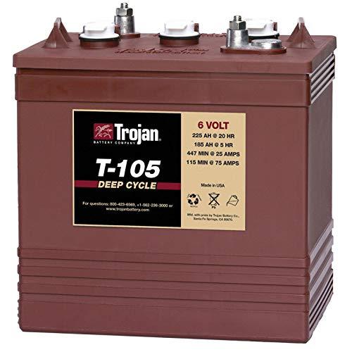 Trojan Trojan 6 Volt Battery T-105