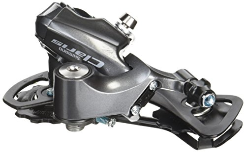 SHIMANO Claris RD-R2000 Schaltwerk 8-Fach grau Ausführung kurz 2020 Mountainbike
