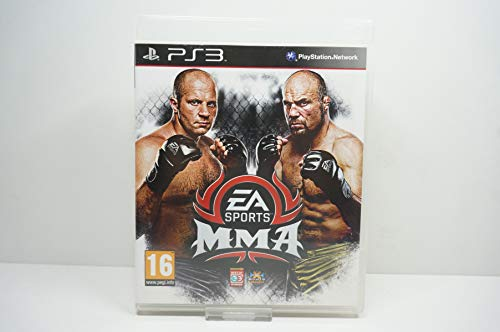 Electronic Arts EA Sports MMA, PS3 - Juego (PS3, PlayStation 3, Lucha, M (Maduro))