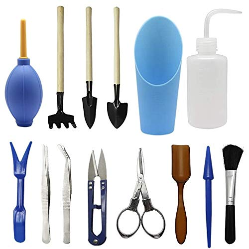 Nrpfell 14 StüCk Garten Hand Werkzeuge...