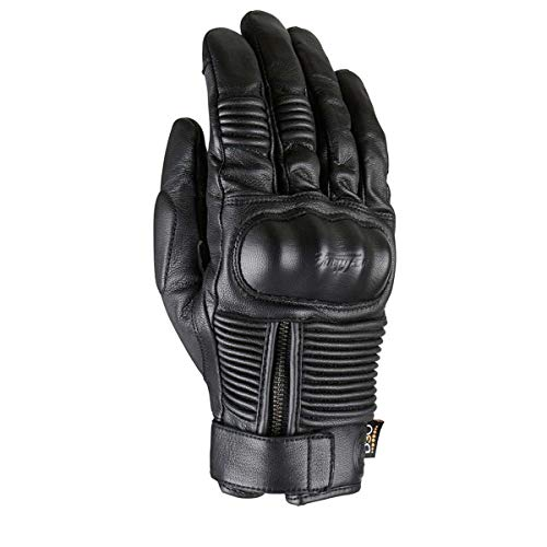 Furygan 4452-1 Handschuhe James D3O All Seasons Schwarz, Größe L