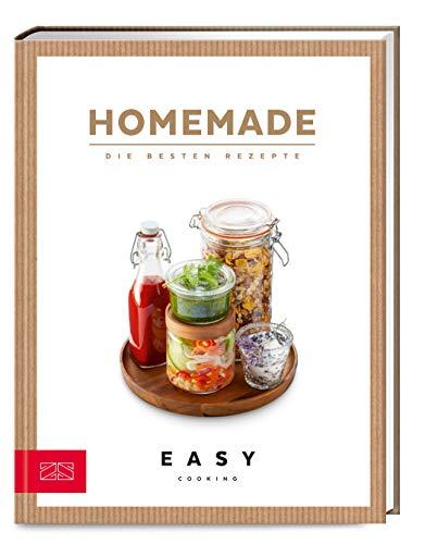 Homemade: Die besten Rezepte (Easy Kochbücher)