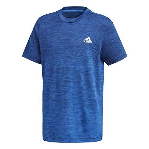 adidas Jungen B A.R. Grad Tee T-Shirt, Legend Ink/Blue, 1314