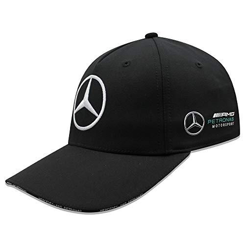 Official Formula 1 Merchandise - Mercedes-AMG Petronas Motorsport 2019 F1™ - Team kappe - Schwarz