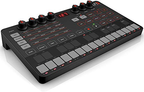 IK Multimedia IP-UNO-SYNTH-IN Echte Analog-Synthesizer