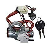 Beck Arnley 201-1586 Key, Lock And Ignition Switch Assembly