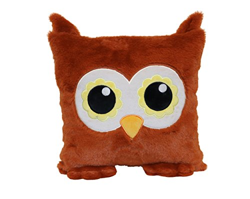 Owl Shaped Pillow