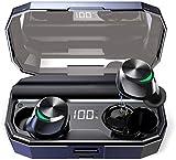 Muzili Bluetooth Kopfhörer in Ear Sport Kopfhörer IPX6 Wasserdicht Kopfhörer Bluetooth Kabellos...
