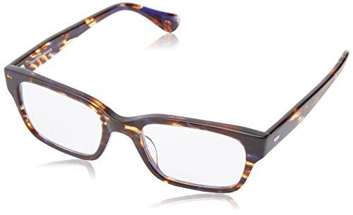 Corinne McCormack womens Sydney Reading Glasses, Tortoise & Purple, 51 mm US
