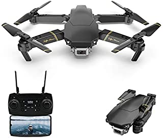 PinShang GD89 WiFi FPV with 1080P HD Camera 15 Minutes Flight Time High Hold Mode Foldable Arm RC Quadcopter Drone VS E58 Mavic 2 0.3MP