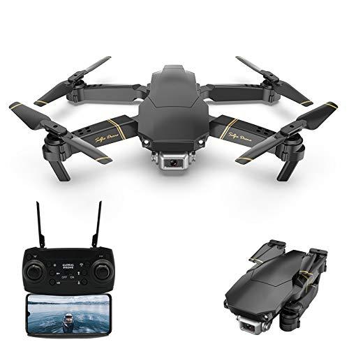 Global Drone GD89 WIFI FPV con cámara HD de 5 MP 1080P de 15 minutos tiempo de vuelo de alta sujeción modo plegable brazo RC cuadricóptero Drone