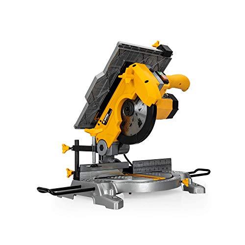 VITO Professional 2in1 Paneel- und Tischkreissäge Kombisäge 1200 Watt, Kombi-Säge mit Tisch-, Kapp- und Gehrungsfunktion, Paneelsäge