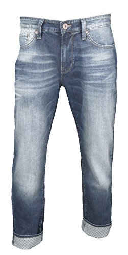 Preisvergleich Produktbild Mavi Herren Jeans Marcus 00351 Shaded Print Comfort 24156 (34 / 34)