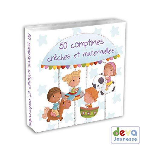50 Comptines Creche et Maternelle