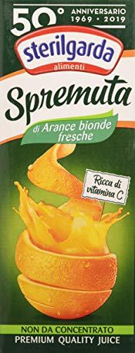Sterilgarda Spremuta Arancia - Pacco da 12 x 1000 ml