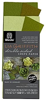 Best double sided crepe paper Reviews