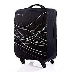 Number one selling hard case suitcase cover - Samsonite Foldable Luggage Cover