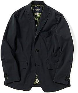 [ナリフリ] シアサッカーポケッタブルジャケット NF1042 テーラードジャケット ブレザー スーツ (メンズ)