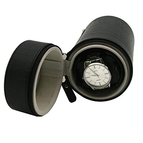 HYCy Cajas de Regalo, coctelera automática de la Mesa giratoria del oscilador de la coctelera de la Caja de Reloj devanadera del Reloj coctelera automática de la Tabla