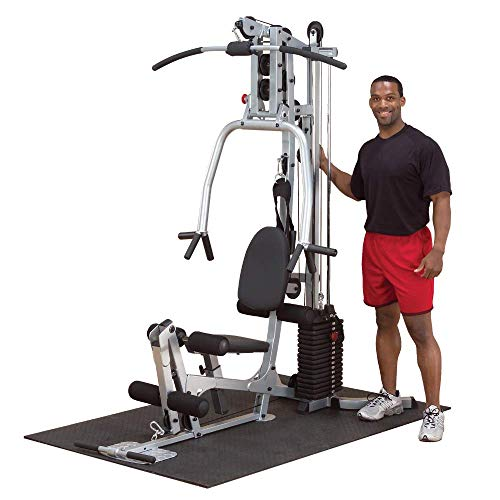 Body-Solid Easy-Assembly Compact Home Gym Equipment