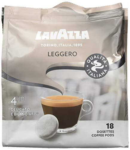 Lavazza Kaffee Pads - Leggero - 180 Pads - 10er Pack (10 x 125 g)