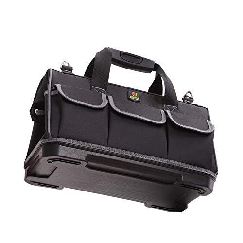 Tool Bag,CinturóN Para Herramientas Bolsa de herramienta de gran capacidad Organizador de hardware Cinturón Crossbody Men Bolsos de viaje Bolso Mochila Anciana Electricista Carpintero Toolkit