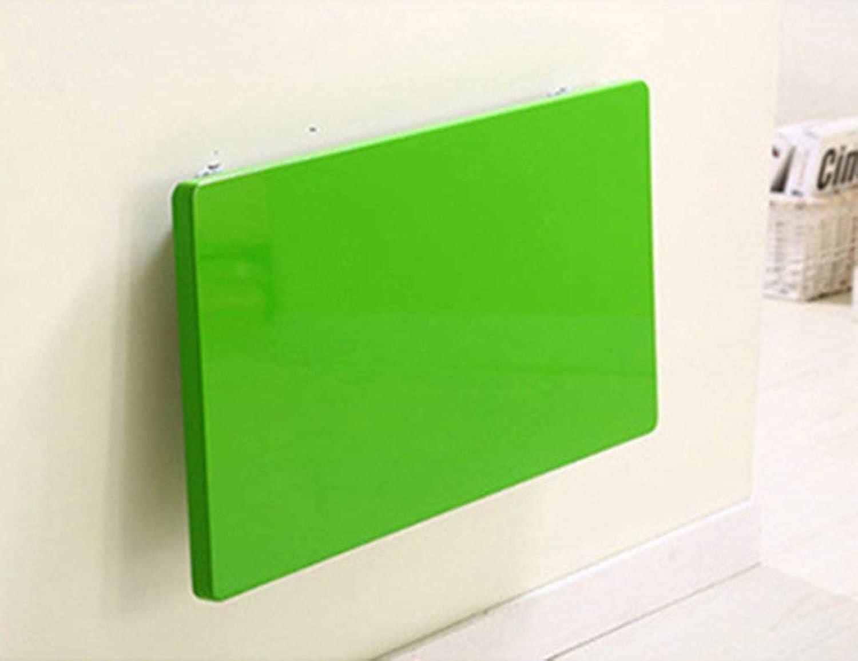 ahorre 60% de descuento Wghz Mesa de Parojo Plegable Plegable Plegable Mesa de Parojo Simple y Moderna Mesa de Escritorio Plegable para computadora Mesa de Parojo Plegable Mesa de Comedor Múltiples tamaños Opcional-verde (Tamaño  70  50  calidad garantizada