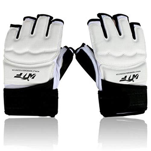 ZLBZBB Männer und Frauen Boxhandschuhe Training MMA Halbfinger Muay Thai Qualität Handschuhe für Box Boxsäcke, Boxen, Kampfhandschuhe Height 155-170CM